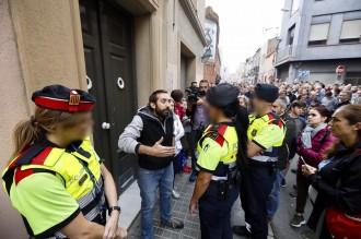 Vés a: L'Audiència Nacional demana la identificació dels mossos que van actuar l'1-O
