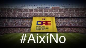Vés a: «Així, no»: la duríssima resposta de l'ANC al Barça