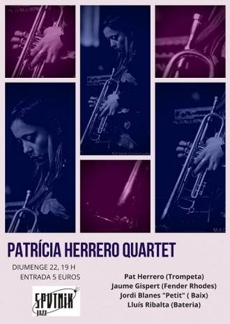 Patrícia Herrero Quartet a l'Sputnik