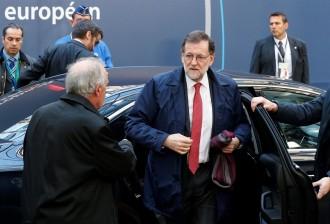 Vés a: El conflicte amb Catalunya espera Rajoy al Consell Europeu