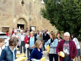 Pinell celebra la festa de Sant Galderic