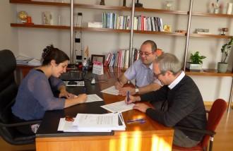 Lluís Closa cedeix 175.000 fotos a l'Arxiu Comarcal