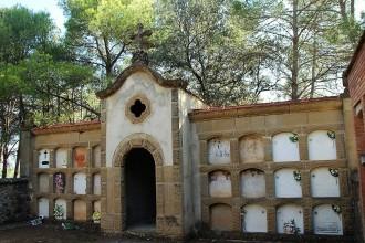 Cementiri de Sant Andreu de Linya (Navès)