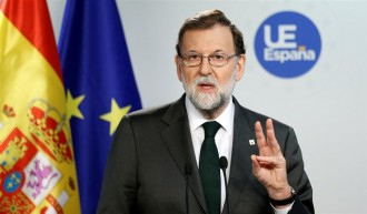 Vés a: Rajoy: «Hem arribat a aquesta situació perquè han volgut que arribéssim a aquesta situació»