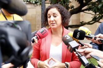 Vés a: El PSC avisa que «no donarà un xec en blanc al PSOE» per a l'aplicació del 155