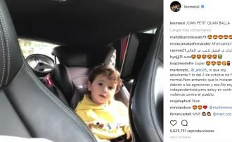 Vés a: Mainasons, el grup català de cançó infantil que Messi fa escoltar als fills