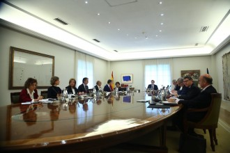 Vés a: El govern espanyol justifica el 155 per la necessitat de garantir «la llibertat, la seguretat i la pluralitat»
