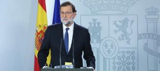 Vés a: Rajoy ordena destituir Puigdemont i tot el Govern amb el 155