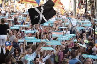 Vés a: «Som milions, som les nostres institucions»: el clam del sobiranisme contra el 155