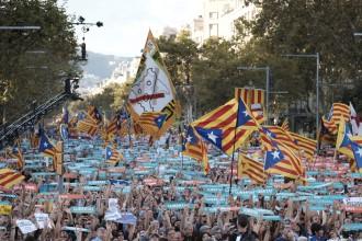 Vés a: «Som milions, som les nostres institucions»: clam massiu per la llibertat i contra el 155