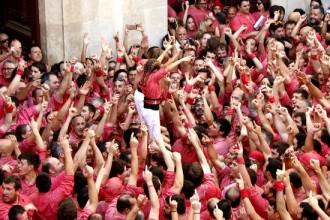 Vés a: VÍDEOS La Vella de Valls s'anota la millor diada de la seva història per Santa Úrsula