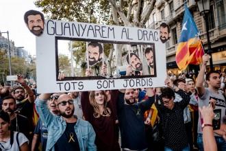 Vés a: El Suprem no permet a Jordi Sànchez sortir de la presó per fer campanya