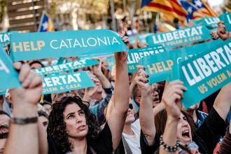 Vés a: Resistència al 155: mossos, bombers, mestres i periodistes rebutgen la intervenció de l'Estat