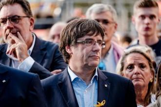 Vés a: Puigdemont valora anar al Senat per defensar la Generalitat davant del 155
