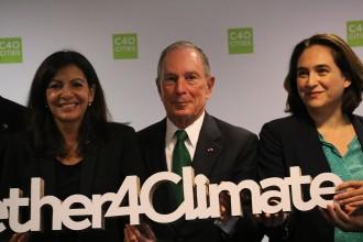 Vés a: Barcelona fa front comú amb grans capitals mundials contra el canvi climàtic