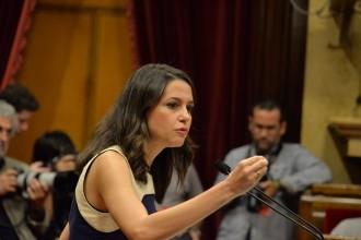 Vés a: Arrimadas es vanta d'«allunyar del nacionalisme» el seu marit exconvergent