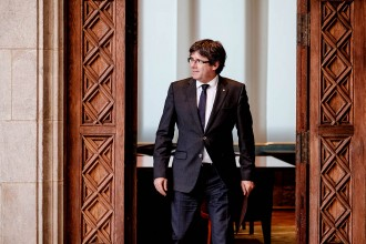 Vés a: Puigdemont: «Soc president de la Generalitat i és un dret que he de defensar»
