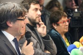 Vés a: La Junta Electoral prohibeix a TV3 parlar del «Govern a l'exili»