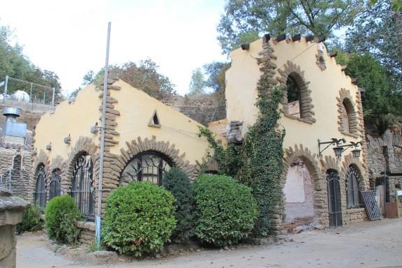 El Restaurant de la Mare de la Font, en obres