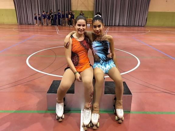 Júlia Bin Melsió i Andrea De la Osa al Trofeu Ciutat de Solsona