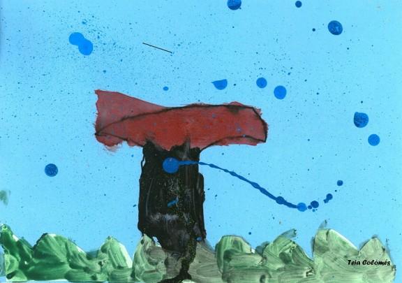Bona participació al concurs de dibuixos de la Fira del Bolet i el Boletaire