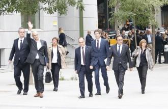 Vés a: El Suprem cita Turull i els diputats investigats per revisar si els envia a la presó