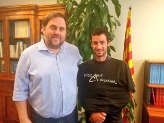Vés a: Muntanyencs i escoltes blasmen l'empresonament del Govern català