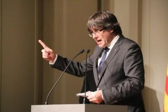 Vés a: La resposta de Puigdemont a Junker sobre els «nacionalismes verinosos»