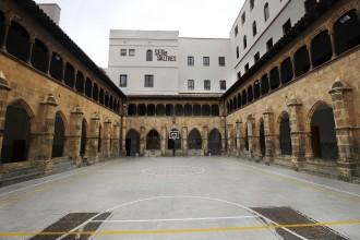 Vés a: El claustre de Santa Maria de Jerusalem