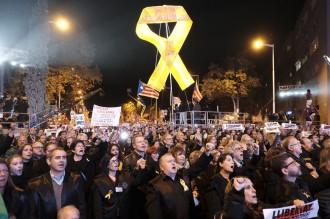 Vés a: Concentració divendres a Barcelona per la llibertat dels presos polítics