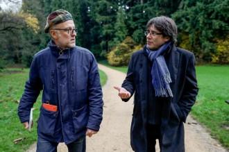 Vés a: El periodista de «Le Soir» que va entrevistar Puigdemont veuria «increïble» que l'extradissin