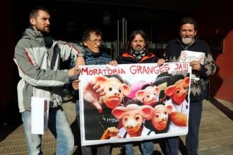 Vés a: Ipcena demana al DARP que no autoritzi més granges de porcs al país