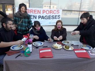 Vés a: Els ecologistes d'Osona «es mengen amb patates» les al·legacions al decret de purins