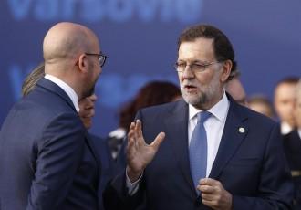 Vés a: Rajoy considera una «vergonya absoluta» les acusacions de Rovira sobre violència «extrema»