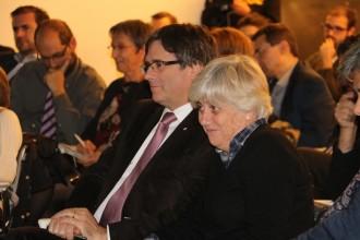 Vés a: Junts per Catalunya presentarà la llista dissabte a Brussel·les