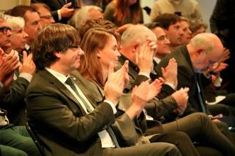 Vés a: Serret creu que Puigdemont hauria de recuperar la presidència encara que guanyi ERC