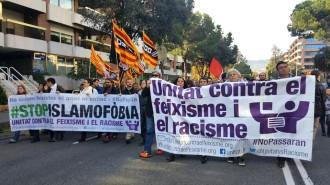 Vés a: Els Mossos han de protegir una manifestació contra les agressions feixistes