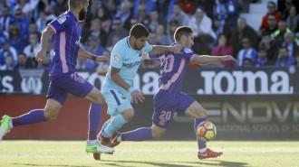 Vés a: El Barça no falla a Leganés (0-3)