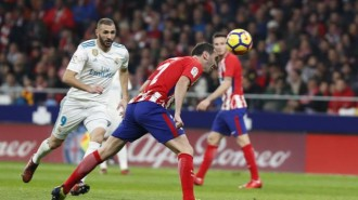 Vés a: El Madrid i l'Atlètic, a 10 punts del Barça