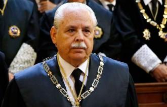 Vés a: Luis Navajas assumeix de manera provisional les funcions de fiscal general de l'Estat