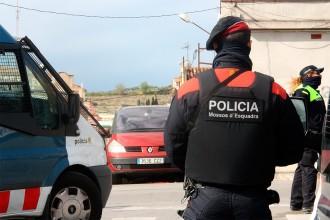 Vés a: Agredeixen una patrulla dels Mossos d'Esquadra a Figueres
