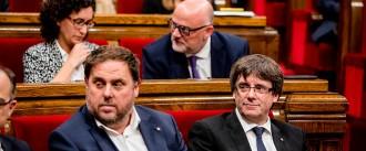 Vés a: L'independentisme debat el rol de Puigdemont i Junqueras després del 21-D