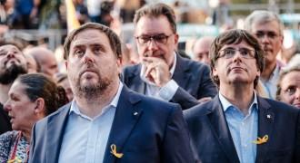 Vés a: Acord per l'autodeterminació i independència negociada: els 9 punts comuns de JuntsxCat i ERC