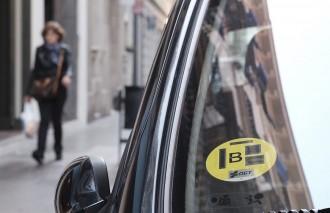 Vés a: Què passa si no tinc l'etiqueta al cotxe quan es restringeixi el trànsit per contaminació a Barcelona?