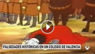 Vés a: VÍDEO Antena 3 acusa ara d'adoctrinament a una sèrie de dibuixos sobre la història de Catalunya