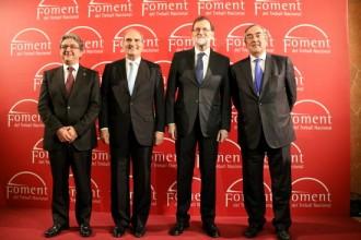 Vés a: Rajoy posa Samaranch com a «exemple» pels catalans enfront dels «camins que no porten enlloc»