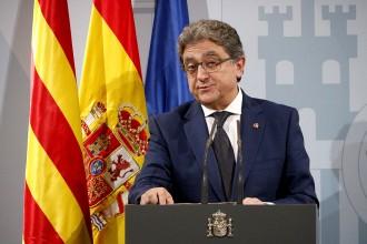 Vés a: Millo: «Vaig fer una proposta a Puigdemont que hauria garantit que ningú prengués mal l'1-O»