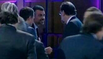 Vés a: Munté carrega contra Santi Vila per donar la mà a Rajoy: «Cap motiu per somriure, encara menys per saludar»