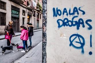 Vés a: L'oposició força Colau a convocar un ple monogràfic per abordar els «narcopisos»