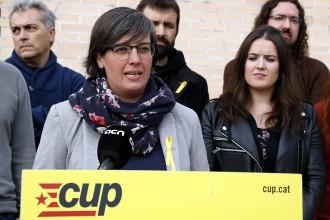 Vés a: La CUP insta els «comuns» a aclarir si volen pactar amb els que «han imposat el 155»